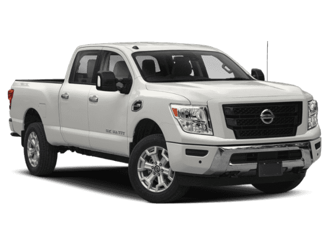 New 2020 Nissan Titan XD Platinum Reserve With Navigation & 4WD