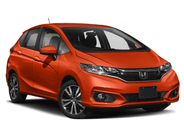 New 2020 Honda Fit EX-L