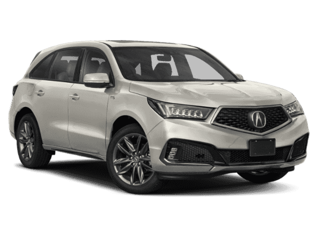 New 2020 Acura MDX Technology & A-Spec Packages With Navigation & AWD