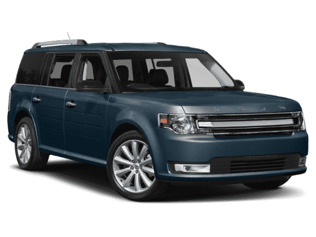 Pre-Owned 2019 Ford Flex Limited