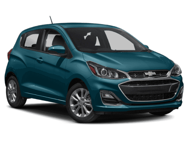 New 2020 Chevrolet Spark LS CVT