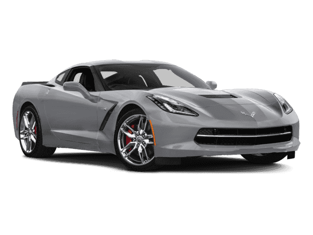 New 2017 Chevrolet Corvette Z51 2LT