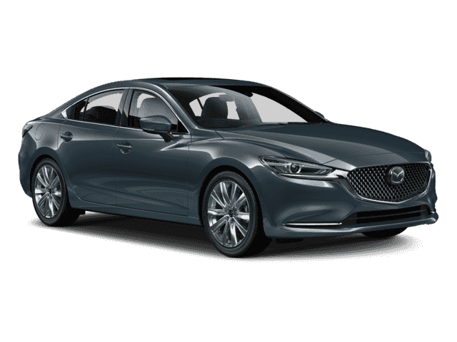 New 2018 Mazda6 Touring FWD 4D Sedan