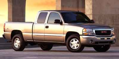 Pre-Owned 2004 GMC SIERRA WORK TRUCK