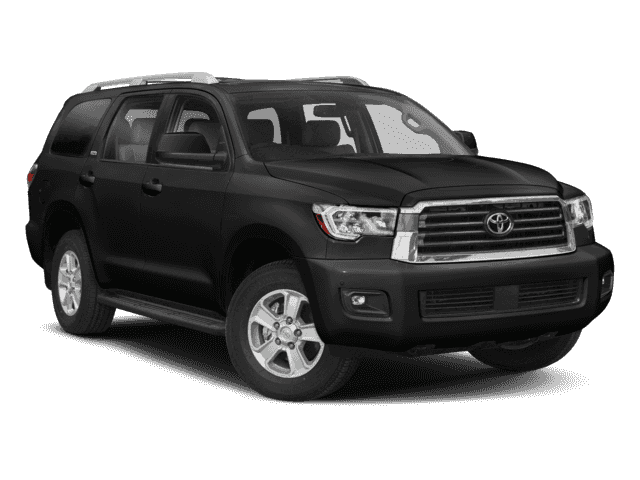 New 2018 Toyota Sequoia Limited 4WD Sport Utility 4WD