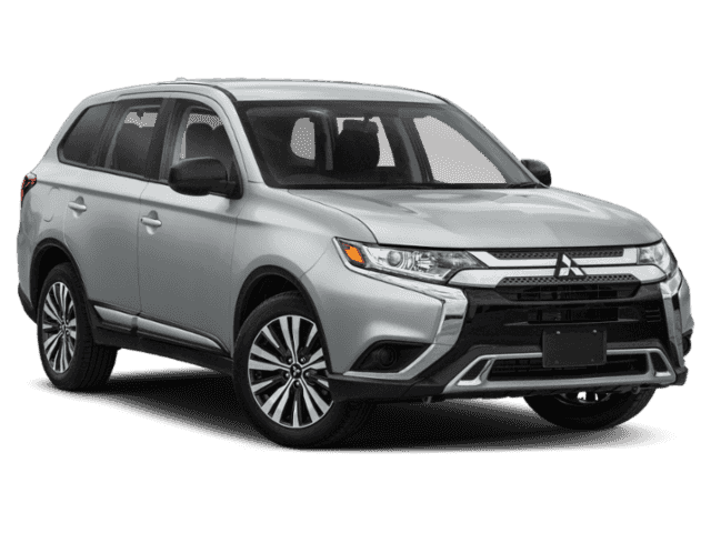 New 2020 Mitsubishi Outlander SEL FWD 4D Sport Utility