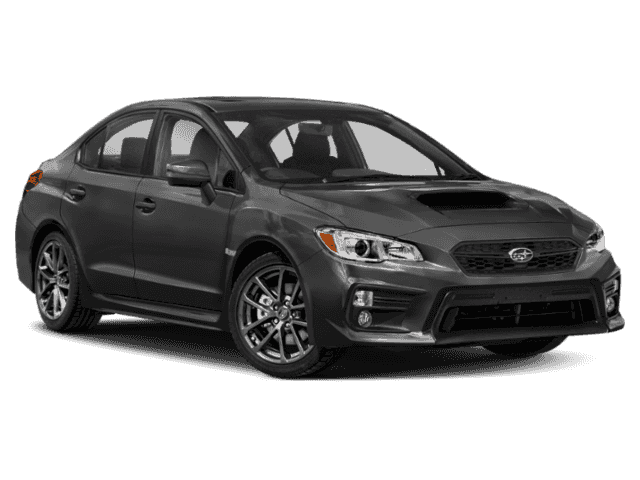 New 2020 Subaru WRX Limited