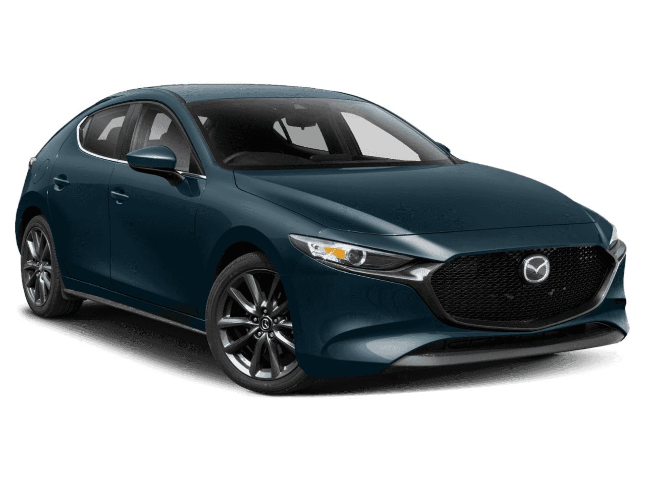 2020 Mazda3 Hatchback Base AWD