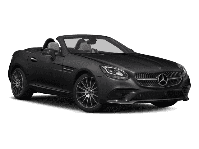 New 2018 Mercedes-Benz SLC SLC 300