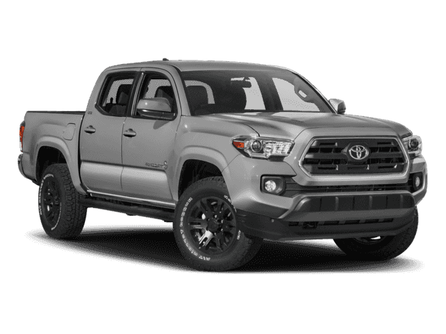 new 2017 toyota tacoma double cab sr5 v6 4x2 pk in garden. Black Bedroom Furniture Sets. Home Design Ideas