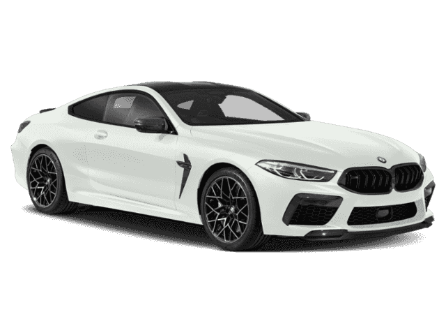 New 2020 BMW M8 CPE 2DR COMPETITION CPE