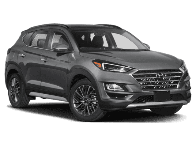 New 2020 Hyundai Tucson Ultimate FWD 4D Sport Utility