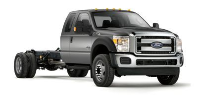Pre-Owned 2015 FORD F-550 XLT