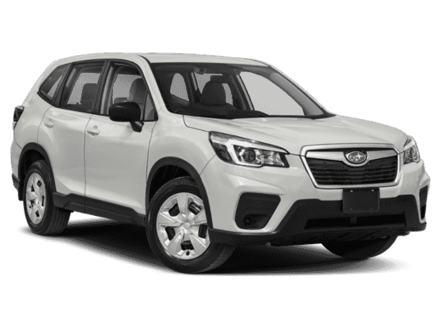 New 2019 Subaru Forester Sport