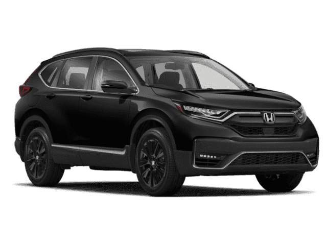 New 2020 Honda CR-V Black Edition AWD