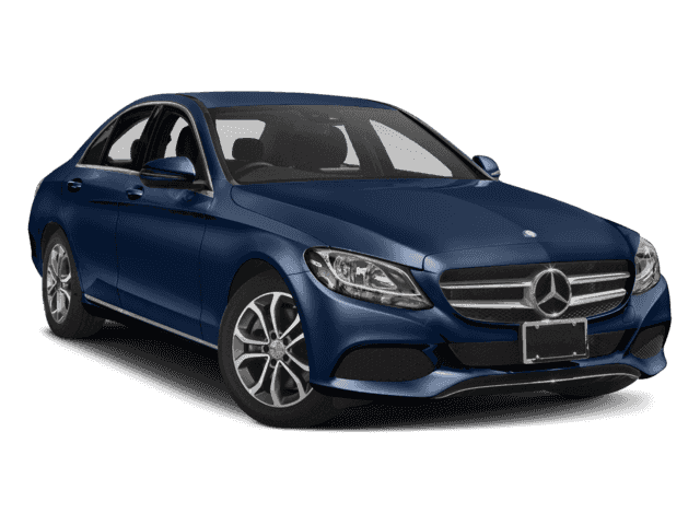 New 2018 Mercedes-Benz C-Class C 300 Rear Wheel Drive Sedan