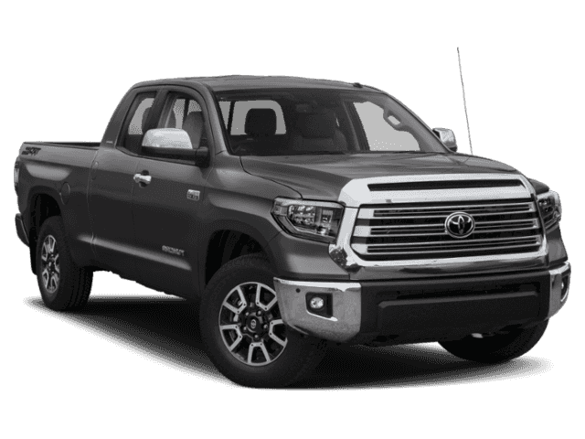 New 2019 Toyota Tundra 4x4 Double Cab Limited 5.7L