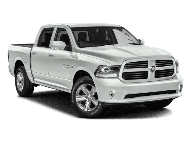 New 2016 RAM 1500 Tradesman Crew Cab in North Miami Beach #GS105116 ...