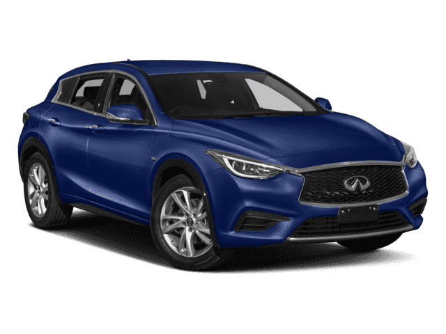 New 2018 INFINITI QX30 ESSENTIAL