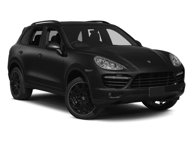 Pre-Owned 2014 Porsche Cayenne Turbo S AWD