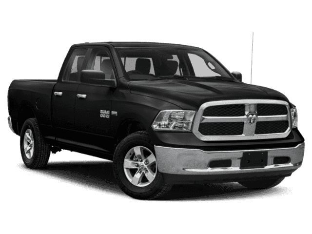 New 2019 Ram 1500 Classic RAM CLASSIC SLT QUAD CAB 4X4 (140 IN WB 6 FT 4 BOX) 4WD