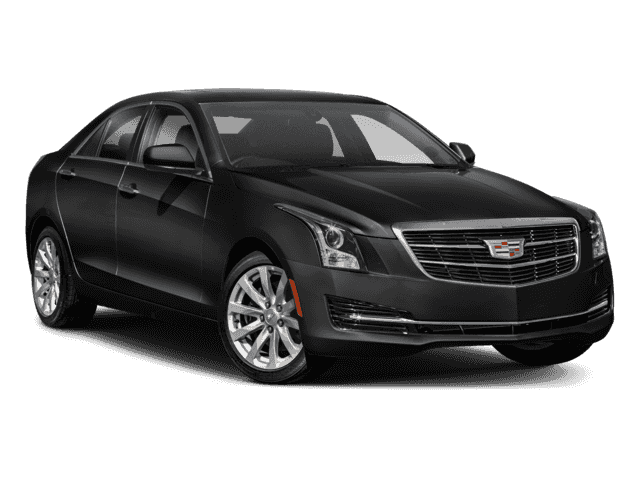 New 2018 Cadillac ATS Sedan Luxury RWD