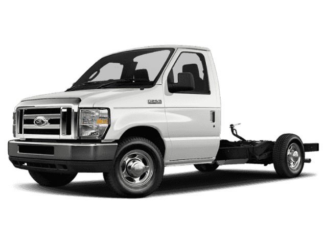 New 2019 Ford E-350 Cutaway Base RWD Chassis