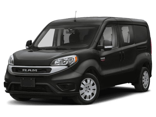 New 2020 RAM ProMaster City SLT