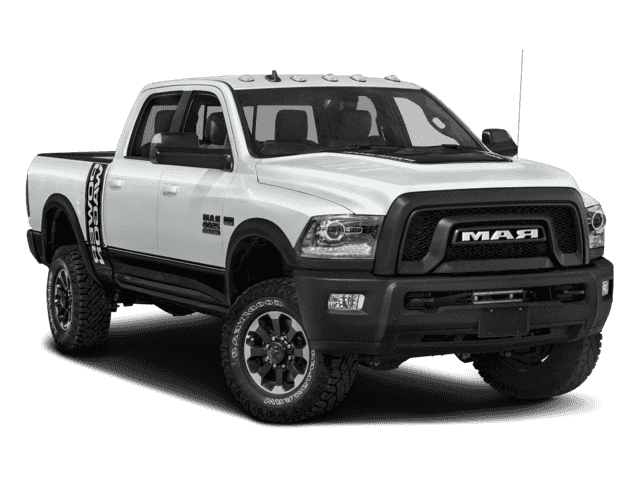 New Ram 2500 Power Wagon