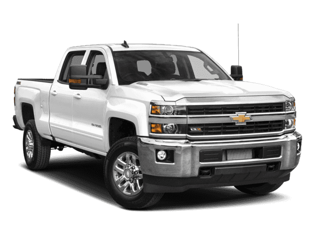 New 2018 Chevrolet Silverado 3500HD  4WD
