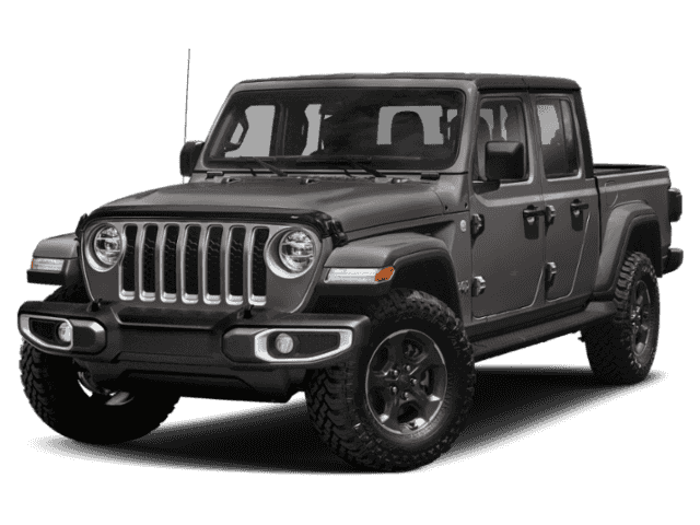 New 2020 JEEP Gladiator 4WD Overland