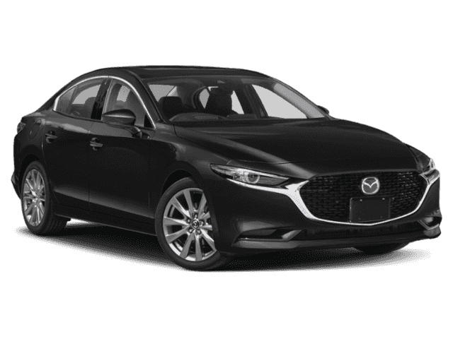 New 2020 Mazda3 Premium Base With Navigation & AWD