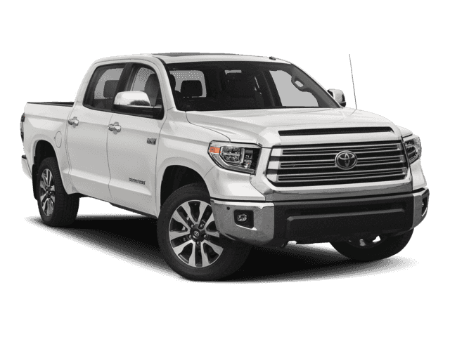 New 2018 TOYOTA Tundra 4x2 SR5 Crewmax 4.6L PC