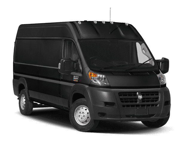 "New 2018 RAM ProMaster 2500 High Roof 159"" WB"