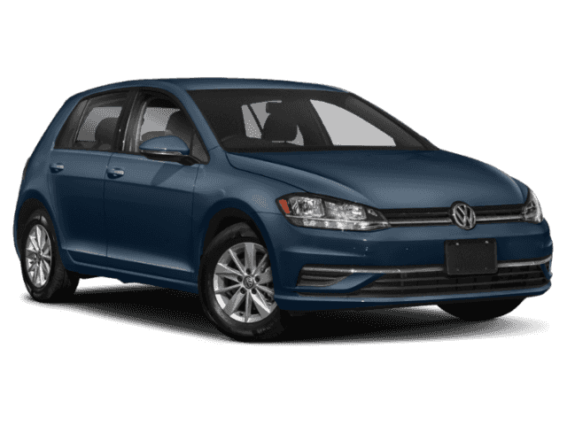 New 2020 Volkswagen Golf TSI FWD Hatchback