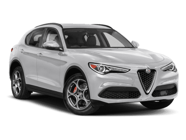 New 2019 Alfa Romeo Stelvio Base Sport