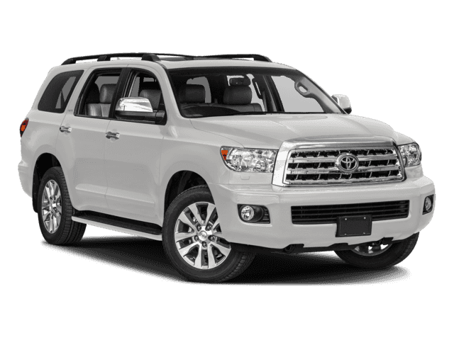 new 2017 toyota sequoia limited 4d sport utility in new castle t171325 preston toyota of new. Black Bedroom Furniture Sets. Home Design Ideas