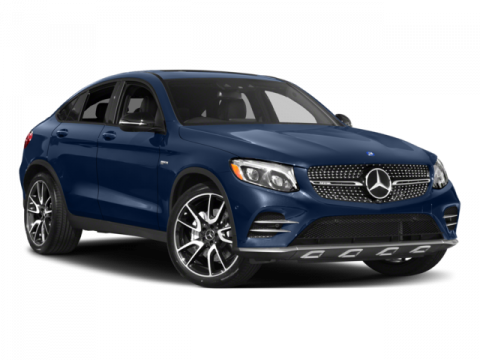New 2018 Mercedes-Benz GLC 43 AMG® 4MATIC® Coupe AWD 4MATIC®