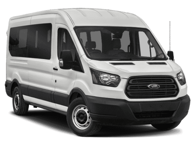 New 2019 Ford Transit Passenger Wagon XL T-350 in Quincy