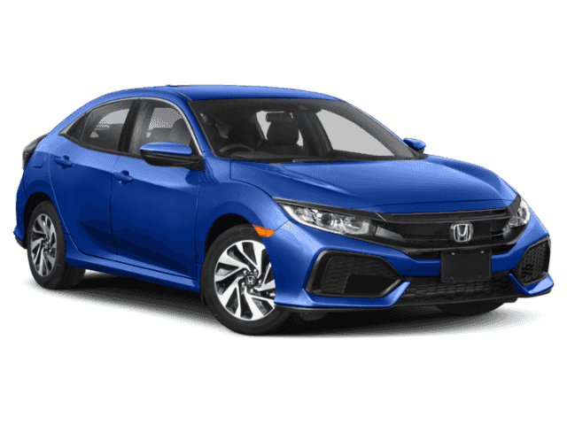 New 2019 Honda Civic LX 1.5T