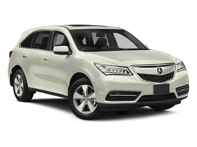 Certified Pre-Owned 2014 Acura MDX 3.5L Base AWD