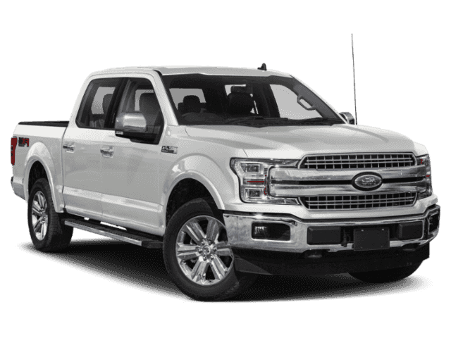 New 2020 Ford F-150 Lariat 4WD Truck