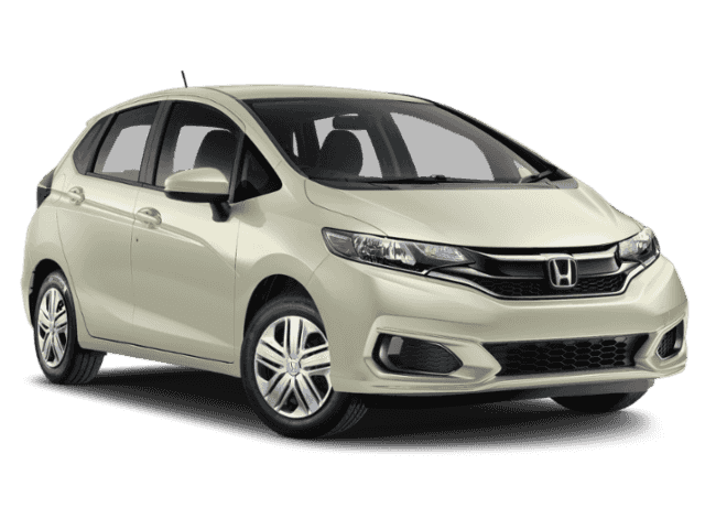 New 2019 Honda Fit DX Manual
