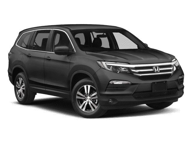 New 2017 Honda Pilot EX AWD