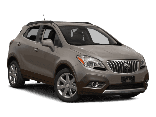 Pre-Owned 2015 Buick Encore AWD 4dr Leather