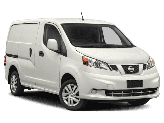 New 2019 Nissan NV200 Compact I4 S