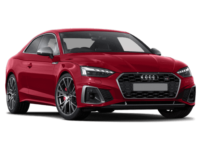 New 2020 Audi S5 Coupe Prestige