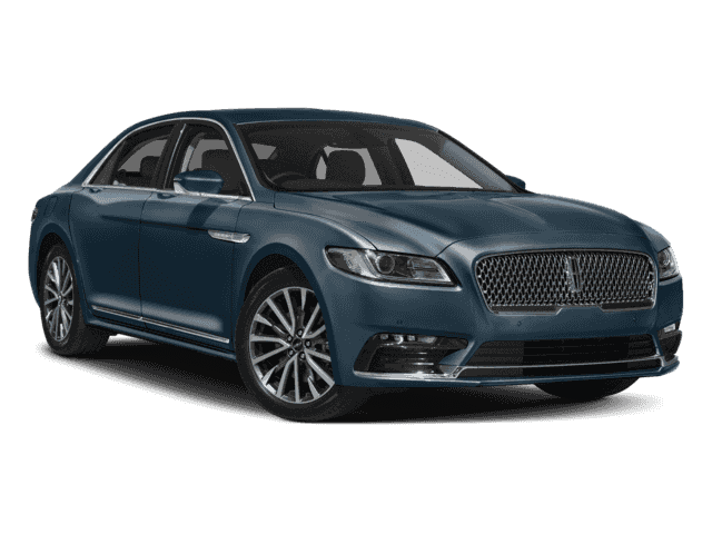New 2018 Lincoln Continental Select Front-wheel Drive Sedan