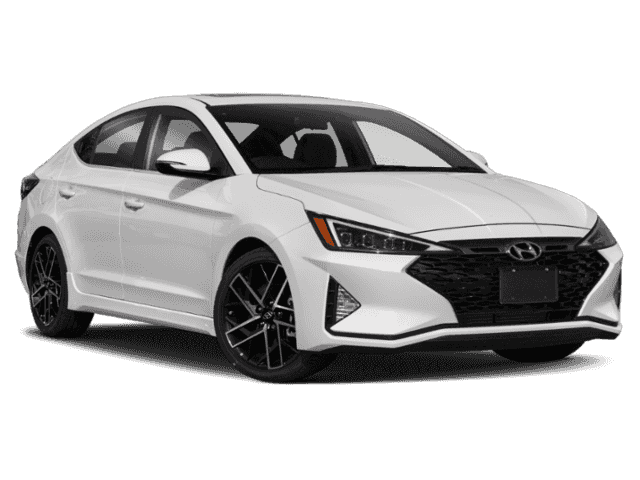 New 2020 Hyundai Elantra SPORT DCT LEATHER SPORT SEATS,SUNROOF,7.0 TOUCHSCREEN DISPLAY,ANDROID AUTO/APPLE CAR PLAY