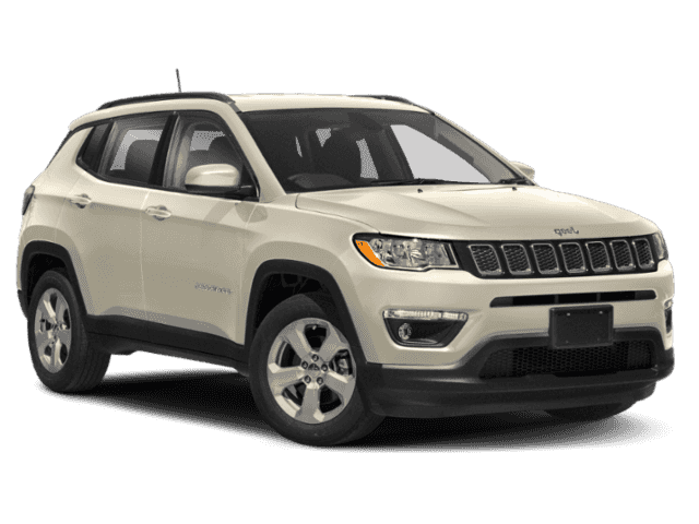 NEW 2019 JEEP COMPASS HIGH ALTITUDE FWD